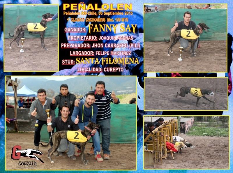 GRANDES CLASICOS PARA DOMINGO 06 DE SEPTIEMBRE EN CANODROMO PEÑALOLEN. 1-clas10
