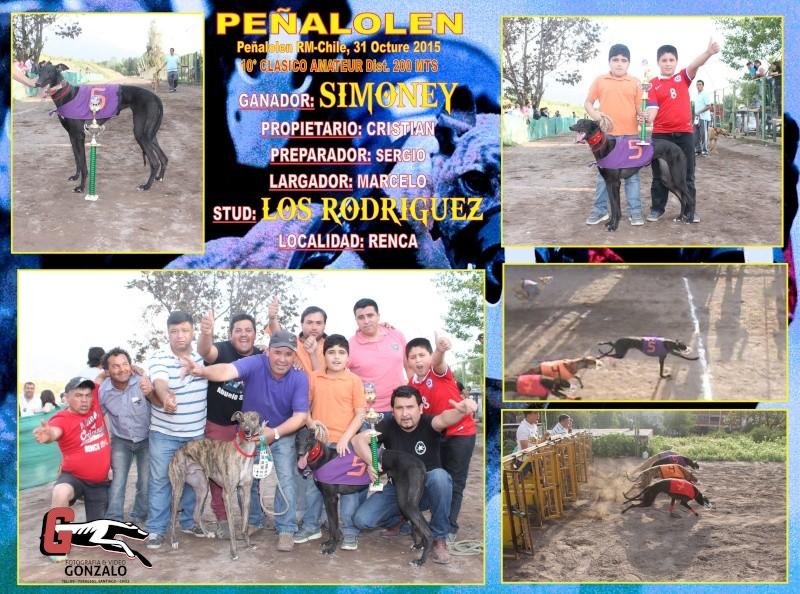 SABADO 31 OCTUBRE, GRANDES CLASICOS CANODROMO PEÑALOLEN. 10-cla12