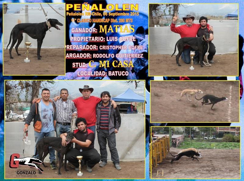 GRANDES CLASICOS PARA DOMINGO 06 DE SEPTIEMBRE EN CANODROMO PEÑALOLEN. 11-cla10