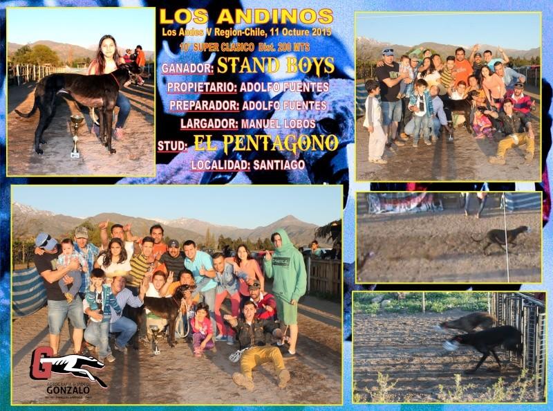 DOMINGO 11 DE OCTUBRE, DAMOS PUNTA A LOS QUE NO SON DE PUNTA EN CANODROMO LOS ANDINOS. 11-cla12
