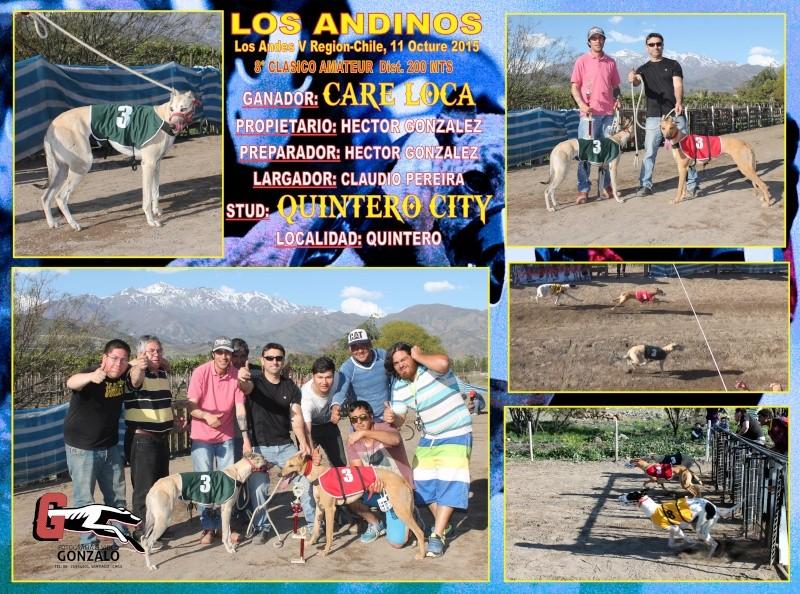 DOMINGO 11 DE OCTUBRE, DAMOS PUNTA A LOS QUE NO SON DE PUNTA EN CANODROMO LOS ANDINOS. 8-clas12