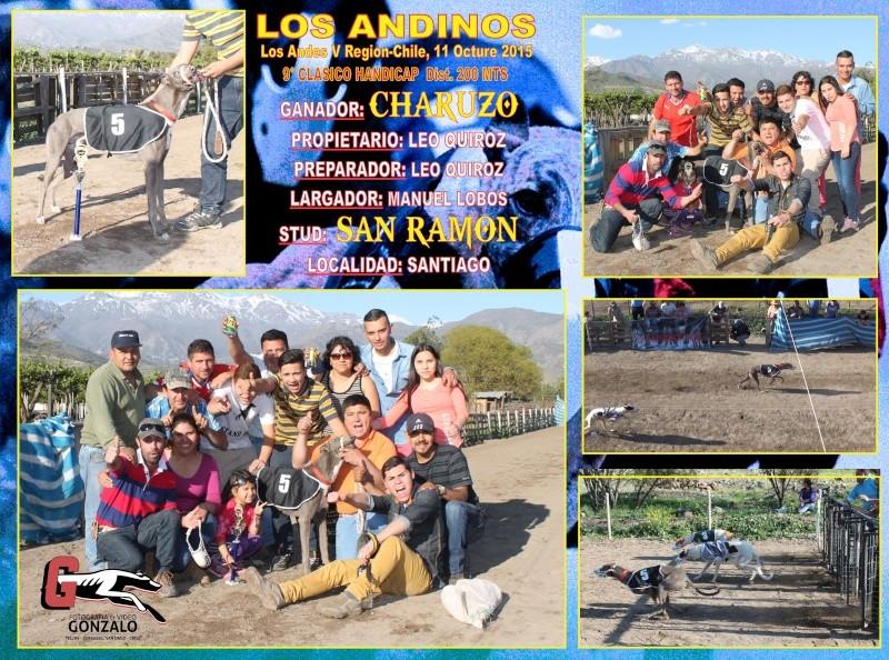 DOMINGO 11 DE OCTUBRE, DAMOS PUNTA A LOS QUE NO SON DE PUNTA EN CANODROMO LOS ANDINOS. 9-clas12