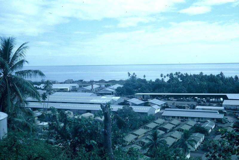 [Campagnes] Souvenirs de mon arrivée au camp d'Arué à Tahiti Nouvel11