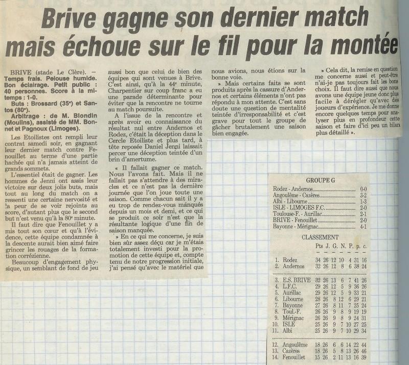 Histoire du club - Page 2 Echec810