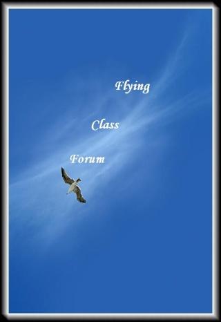 Flying Class Forum