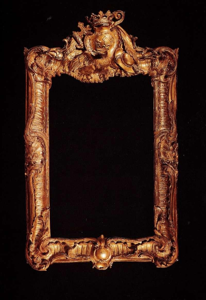 Cadres français (1610-1792) au J. Paul Getty Museum  Cadres11