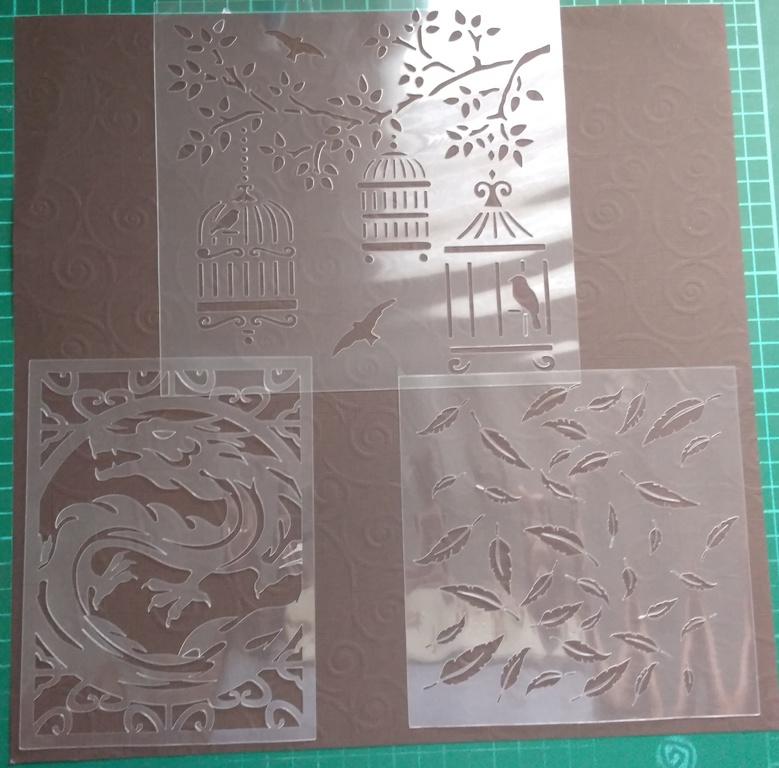 Fabrication pochoirs Premie10