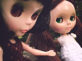 Scarlette et lili rose prennent la pose Phot0014