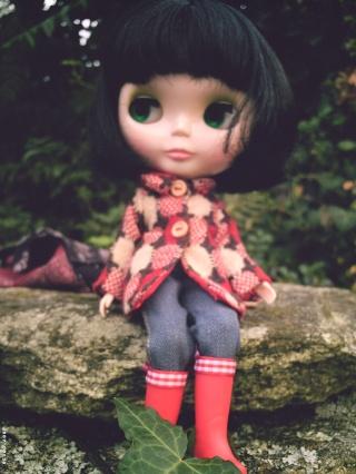 Scarlette et lili rose prennent la pose Phot0017