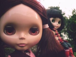 Scarlette et lili rose prennent la pose Phot0110