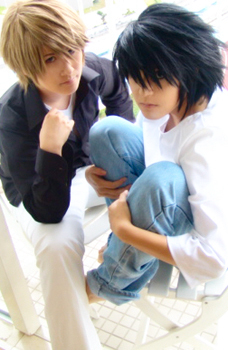 Cosplay Death Note Death_11