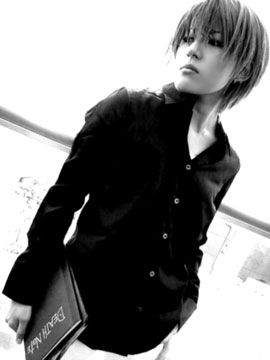 Cosplay Death Note Death_16
