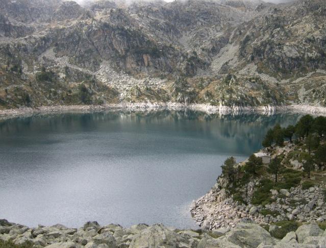Lac de Gréziolles hier 09/10/07 Hpim0618