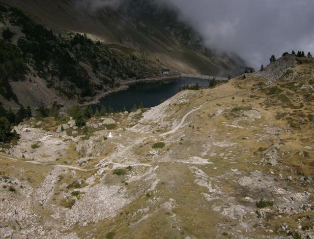Lac de Gréziolles hier 09/10/07 Hpim0619