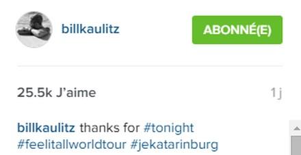 [Instagram Officiel] Instagram  Bill,Tom,Gus,Georg et TH - Page 38 Sans_181