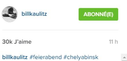 [Instagram Officiel] Instagram  Bill,Tom,Gus,Georg et TH - Page 38 Sans_190