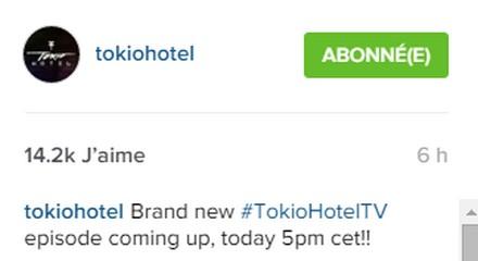 [Instagram Officiel] Instagram  Bill,Tom,Gus,Georg et TH - Page 38 Sans_206