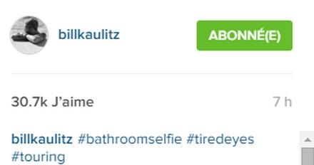 [Instagram Officiel] Instagram  Bill,Tom,Gus,Georg et TH - Page 38 Sans_235