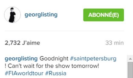 [Instagram Officiel] Instagram  Bill,Tom,Gus,Georg et TH - Page 39 Sans_243