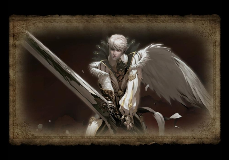 Lineage 2 Kamael The First Throne 0shot010