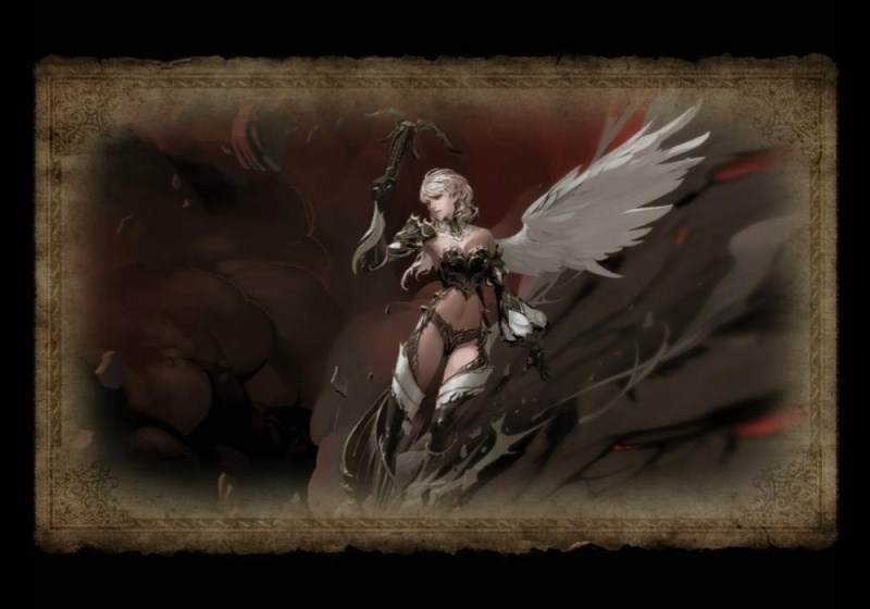 Lineage 2 Kamael The First Throne 1shot010