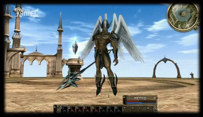 Lineage 2 Kamael The First Throne 3210