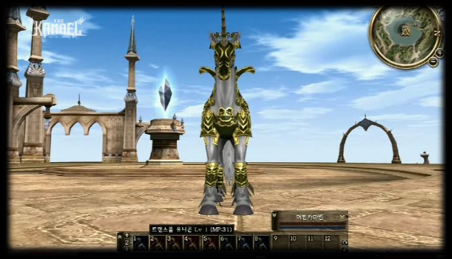 Lineage 2 Kamael The First Throne 3310