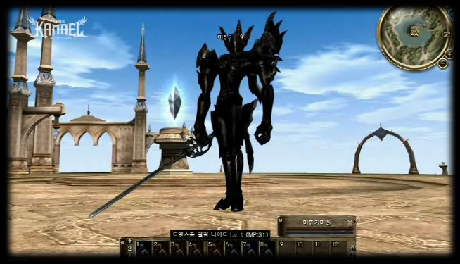 Lineage 2 Kamael The First Throne 3410