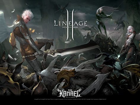 Lineage 2 Kamael The First Throne 52710
