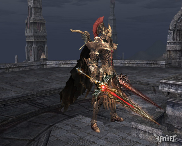 Lineage 2 Kamael The First Throne Demoni10