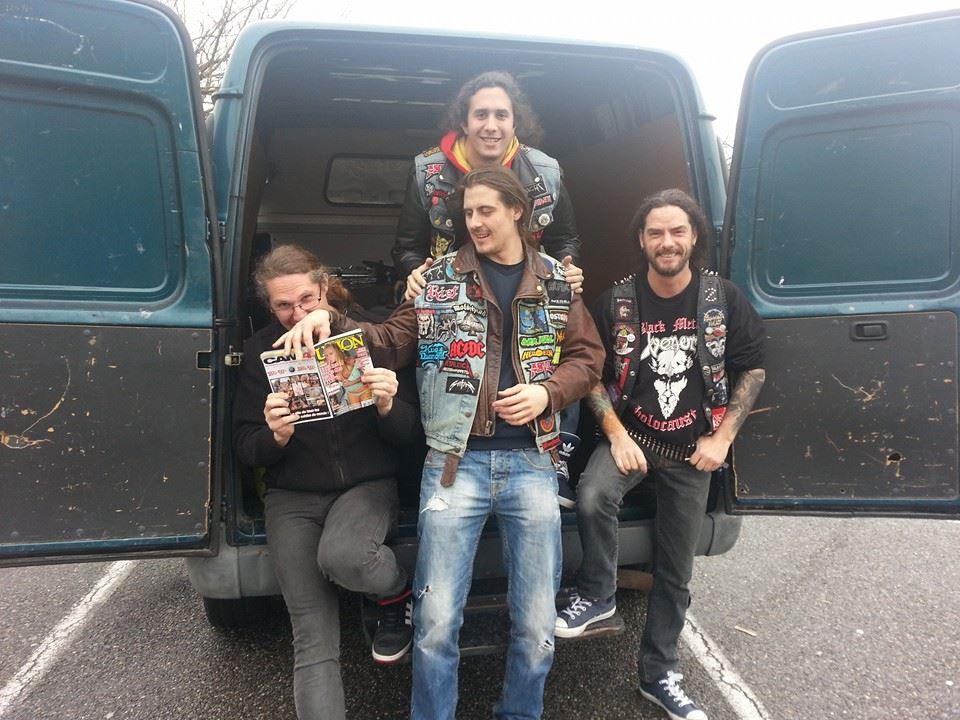 TENTATION 1er album (2015) Heavy Metal  11041810