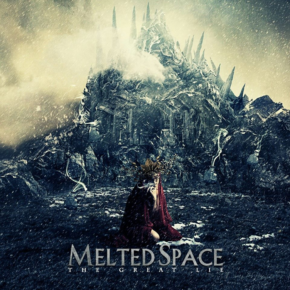 MELTED SPACE The Great Lie (2015) Opera Metal 12011311