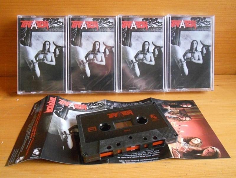 TENTATION 1er album (2015) Heavy Metal  1eca1510