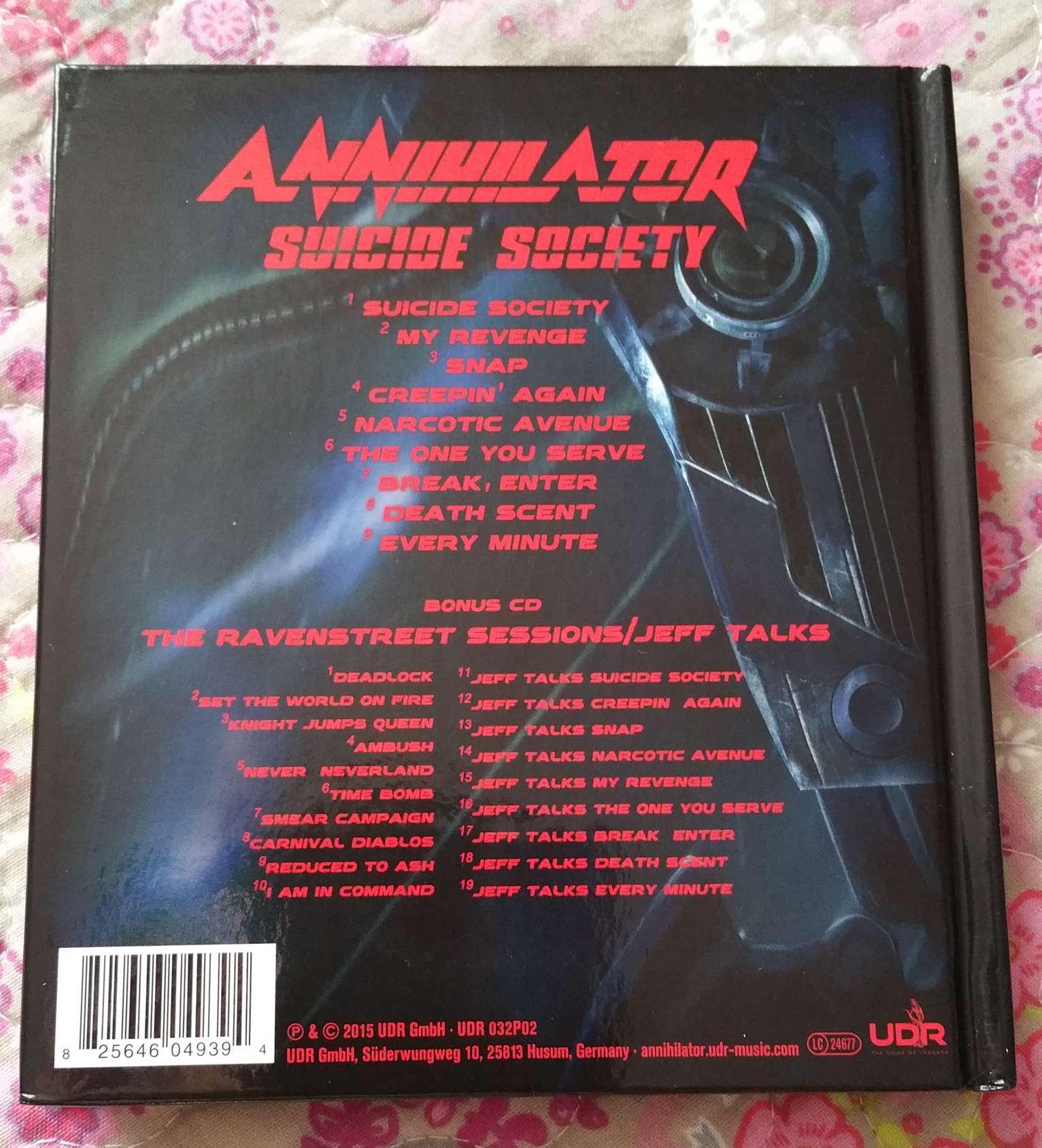 Quels sont vos derniers Achats Metal ? Annihi11