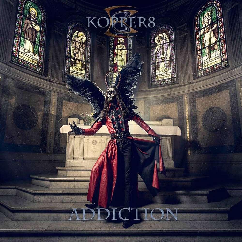 KOPPER8 Addiction (2015) Thrash / Death Metal Kopper10