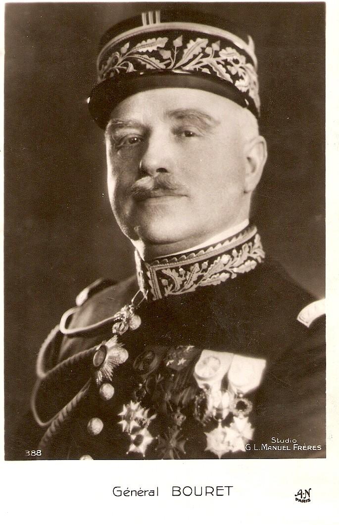 Général Bourret Numar174