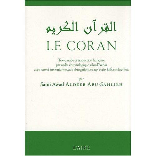 LE CORAN PAR ORDRE CHRONOLOGIQUE Coran10