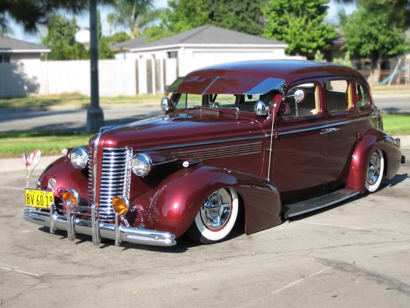 buick 2 porte 1938 1938bu10