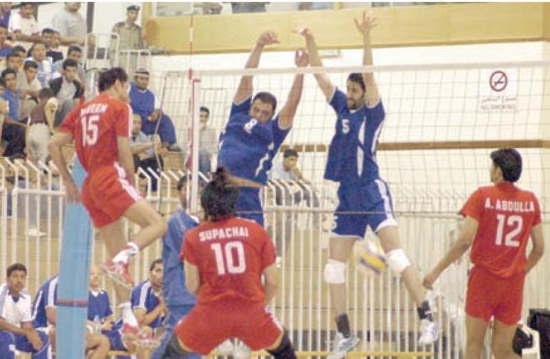 الذيب الطائر Volley10