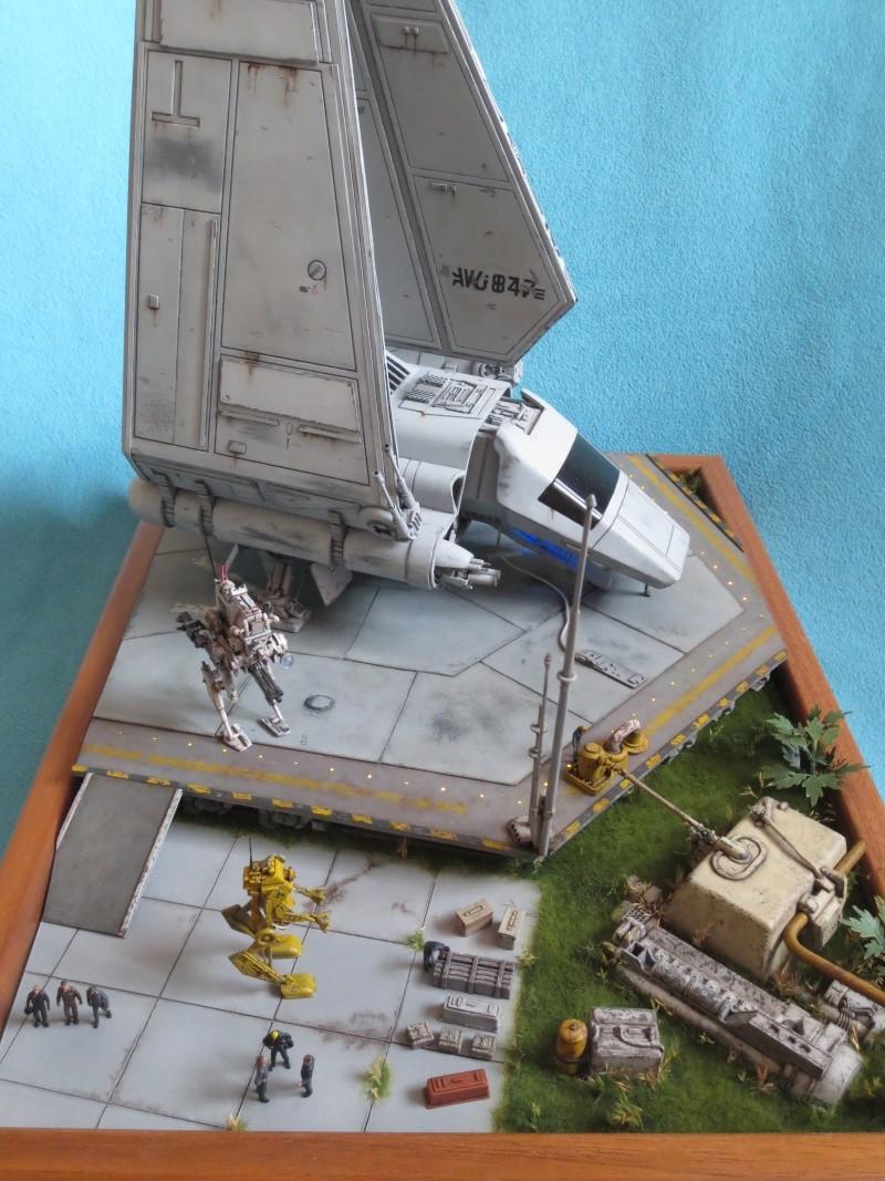 Plateforme d'atterrissage pour Navette Lambda - Page 4 Fin_210
