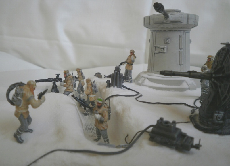 STAR WARS : Bataille de Hoth Pa100012