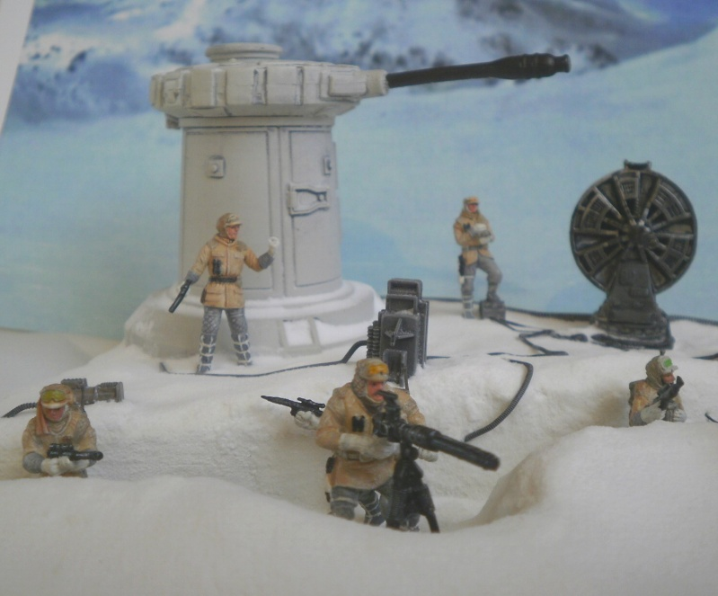 STAR WARS : Bataille de Hoth Pa100015