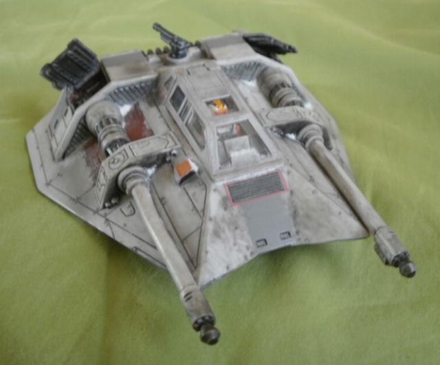 STAR WARS : Bataille de Hoth Pa100018