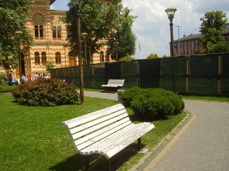 Foto - Spomenik poginulim pripadncima 108. pješačke HVO brigade Ravne-Brčko Spomen10