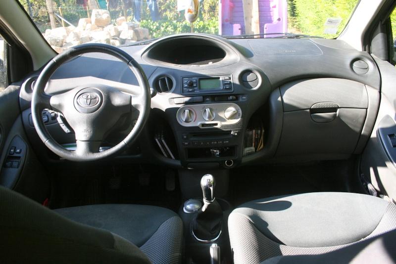 (VENDS) Toyota YARIS - 2004 - 75 D-4D LINEA LUNA 5P 5CV Img_6912