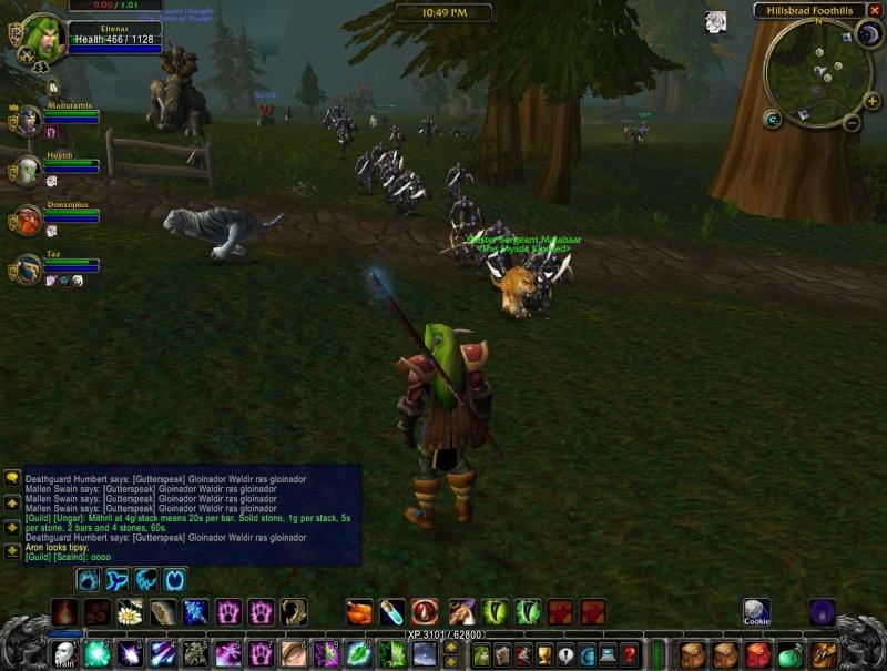 ingame screenshots Poordr10
