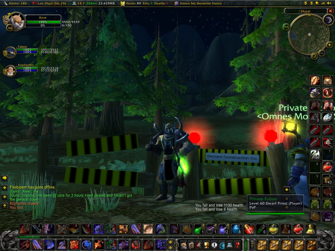 ingame screenshots Rave_a10