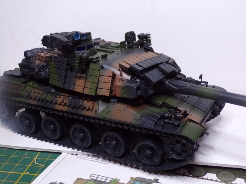 AMX 30  B2 BRENNUS Tiger Model 115_3444