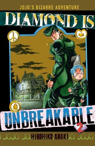 Diamond is Unbreakable (JBA part 4) - Hirohiko Araki Jojo-d10