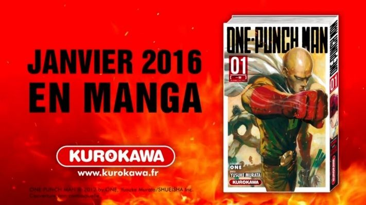 [anime & manga] One-Punch man Julwyy10